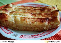 Štefanovské sciskanice recept - TopRecepty.cz Quiche, Bread, Breakfast, Basket, Morning Coffee, Quiches, Bakeries, Breads, Morning Breakfast
