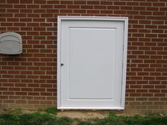 Crawl Space Doors | Curb Appeal Products