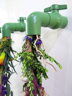Woolsey, named after the 2018 Woolsey Fire, is an ongoing series of kinetic sculptures incorporating woods in its fire-ravaged state. My Flower, Flower Art, Lush, Flower Installation, Creative Photography, Trees To Plant, Artsy Fartsy, Event Design, Decoration