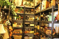 """Create your own home decor """"store"""".....when you feel like redecorating, go """"shopping."""""""