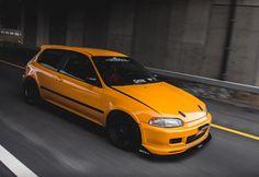 Click visit link to read Honda Vtec, Honda Civic Hatchback, Honda Civic Type R, Civic Jdm, Reliable Cars, Yellow Car, Japan Cars, Performance Cars, Concept Cars