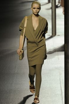 Lanvin Spring 2011 Ready-to-Wear