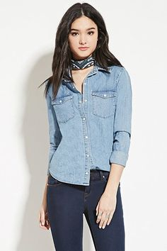 Tops - Tops - Shirts + Blouses   WOMEN   Forever 21