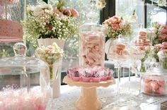 pink for this glamour baptism