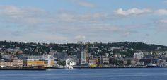 Recorrido por Tromso en vacaciones - http://www.absolutnoruega.com/recorrido-por-tromso-en-vacaciones/