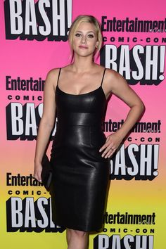 Lili Reinhart attends Entertainment Weekly's Comic-Con Bash