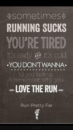 More running motivation