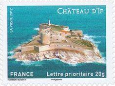 Castle of If: Provence-Alpes-Côte d'Azur