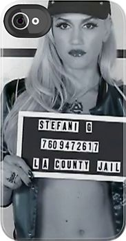 Gwen Stefani Iphone Case