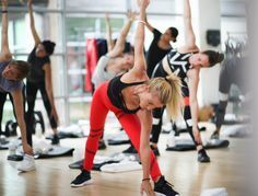 Full Body Workout with Tracy Anderson