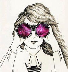 """observo diferente el mundo a como lo ven los demas """"igual"""""""