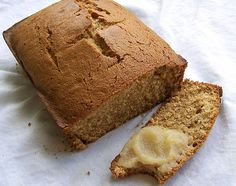 Applesauce Bread by Back to the Cutting Board, via Flickr