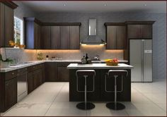 276ddbdcb Pin by Crocs Cabinets on High-End Custom Kitchen Cabinets ...