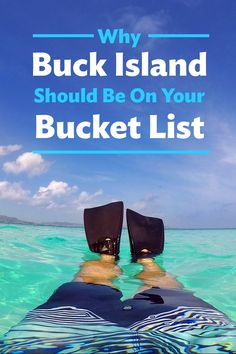 You haven't truly experienced St. Croix without a day trip to Buck Island for a snorkeling excursion. This unique national monument features an underwater trail and carefully protected marine life. Look out for gorgeous coral, vibrantly colored tropical fish, and maybe even a sea turtle! And don't forget to snap that obligatory fin photo. Click to start planning your trip and save on snorkel tours and more in the beautiful U.S. Virgin Islands. #RealNice