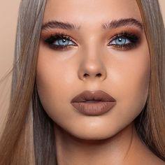 Makeup By Natasha Denona. Unique Makeup, Sexy Makeup, Beauty Makeup, Makeup Looks, Hair Makeup, Hair Beauty, Makeup Eyes, Makeup Inspo, Lots Of Makeup