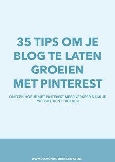Maar weinig bloggers in Nederland gebruiken Pinterest. En dat is jammer, want Pinterest kan voor zoveel meer verkeer naar je website zorgen! Ontdek hier daarom de beste tips om je blog te laten groeien met Pinterest.
