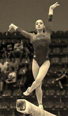 Aliya Mustafina @Ada Barcelona Barcelona Barcelona H Allen
