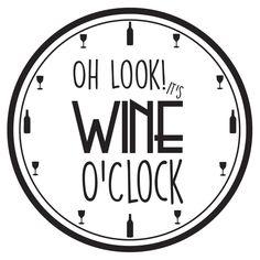 Resultat d'imatges de its wine o clock