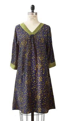 PORTFOLIO DRESS digital cappuccino dress + tunic sewing pattern