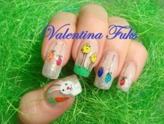 Ostern  nails