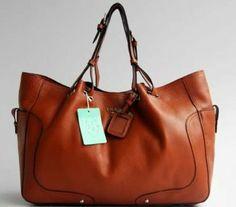 Prada Large Shoulder Bag Camel 7947 #Prada #Handbags #Brown $367 ,☃☂☞ THIS CHRISTMAS WILL OWN IT..