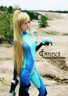 Zero Suit Samus Cosplay http://geekxgirls.com/article.php?ID=5803