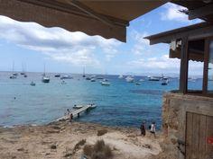 El Moli de Sal - Formentera, Islas Baleares  RECOMMENDED: Fideua