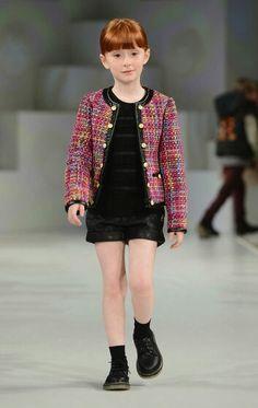Kids fashions...