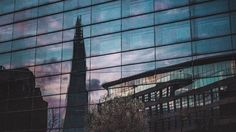 Always look for a new perspective #theshard @mr.division  #reflections #vsco #creativedivision #architecture