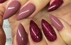 Diseños de uñas para bodas, diseños de uñas para boda manicura.  Follow! #diseñouñas #instanails #uñasfinas
