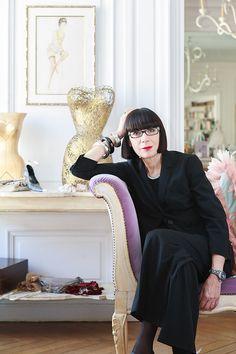 1000 images about chantal thomas on pinterest roland garros lingerie and ellen von unwerth. Black Bedroom Furniture Sets. Home Design Ideas