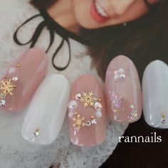 Xmas Nails, Cute Nail Art, Christmas Nail Art, Cute Nails, Pretty Nails, Hair Designs, Nail Art Designs, Mani Pedi, Manicure