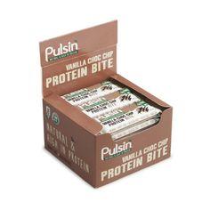 Pulsin Protein Bite Bars