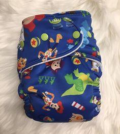 Cute Baby Diapers Reusable Nappies Cotton Diaper Washable Training P F◎ The Latest Fashion Bébé, Puériculture Couches, Changes