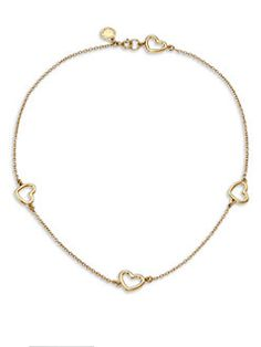 Marc by Marc Jacobs - Chasing Hearts Necklace