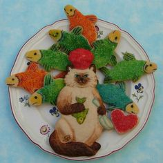 Cookies Shaped Like Cats? Sure! From MoonLight Cookie Art | Catster