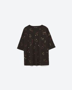 Image 8 of PRINTED TOP from Zara