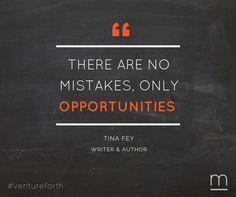 #opportunity #tinafey #success #ventureforth