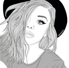 Why can't I be as pretty as these drawings ¿?