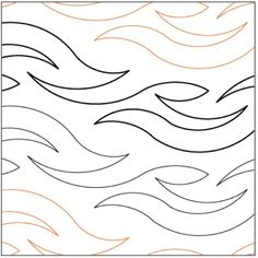 Ebb and Flow - Pantograph $.015 per square inch $ 4.00 thread charge
