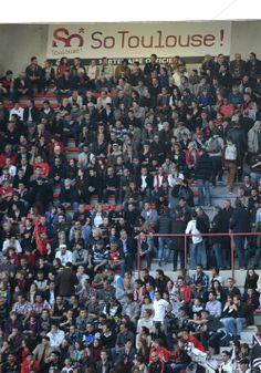 Match du Stade Toulousain au Stade Ernest Wallon © Karine Lhémon #visiteztoulouse #toulouse #rugby
