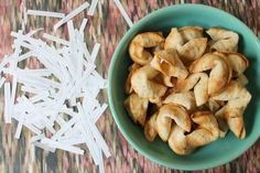 """This is so fun: make your own fortune cookies, and plan custom fortunes for all of your dinner guests! Make sure one of them says """"You will do the dishes"""" ..."""