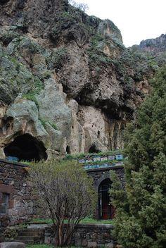 Geghard Monastery - Armenia by jrozwado, via Flickr