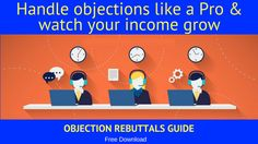 Comment on Objection Rebuttals Guide by Top 10 TeleSales for the TeleSales Professional  http://salescallscripts.com/objection-rebuttal-guide/#comment-9