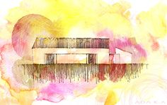 ada k. Watercolour, Ink, Abstract, Artwork, Painting, Watercolor, Art Work, Work Of Art, Watercolor Painting