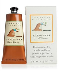 Gardeners Hand Therapy 100g | Crabtree & Evelyn
