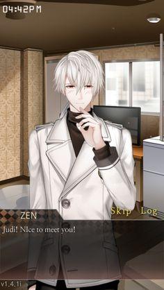 Zen blushing (๑>◡<๑)♡♡♡