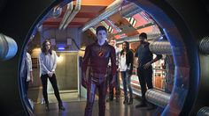 The episode provided plenty of hints about season two and the spinoff 'Legends of Tomorrow.'