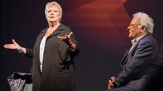 Dame Judi Dench In Conversation With Richard Eyre.  Judi Dench, in conversation with Richard Eyre, discusses two actors who overawed her when she met them: Sidney Poitier and Clint Eastwood.