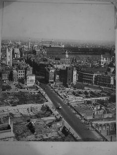 London after WWII